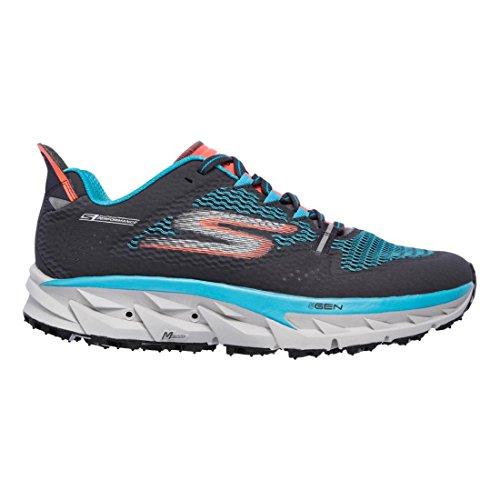 Herren Skechers Go Trail Ultra 4 Charcoal/Teal