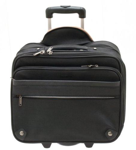 Pilot case trolley Davidt s reference D259446 couleur 01 - Black