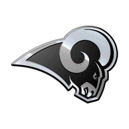 Team ProMark NFL Premium-Metall-Emblem, MENF28, St Louis Rams, Standard