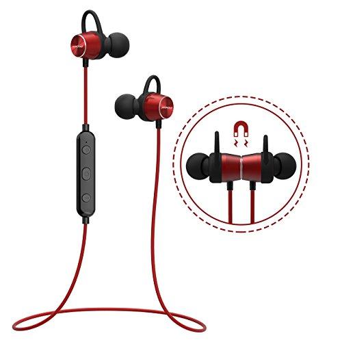 Auriculares Bluetooth Deportivos,Mpow IPX7 Auricular Magnético Correr