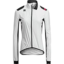 Chaqueta Sportful Hot Pack NoRain Blanco 2017