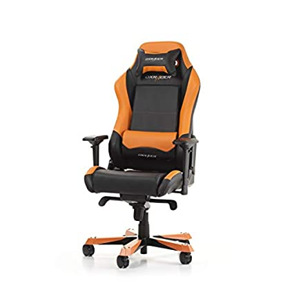 DX Racer Oh/IS11/No Asiento Gaming Negro/Naranja