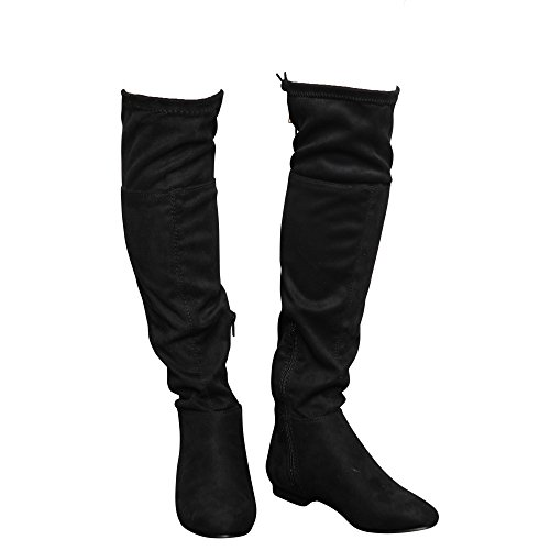 CORE COLLECTION Zoe-boot, Damen Stiefel & Stiefeletten Schwarz