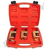 Kit Extracteur de Rotule Joint de Rotule Kit doutils pour D/émontage et Montage Kit doutils pour Joint /à Rotule de Voiture en Acier au Carbone Durable Pratique pour R/éparation de Voiture