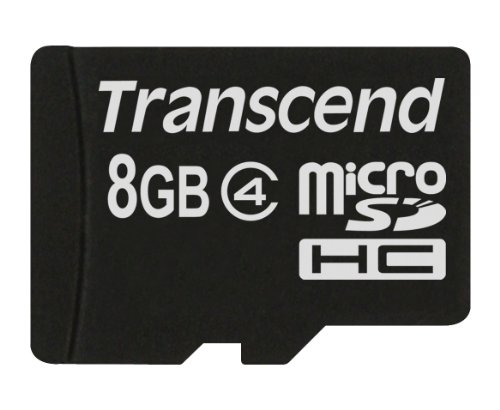 Transcend Karte Micro SD 8GB Klasse 4Ts8Gusdc4Für Samsung sgh-e390