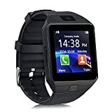Avika dz09 Bluetooth Smart Watch with SIM Card Slot Compatible with All Smartphones