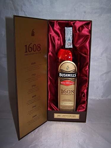 Bushmills 1608 400th Anniversary Edition Irish Whiskey 46% vol. 0,7l