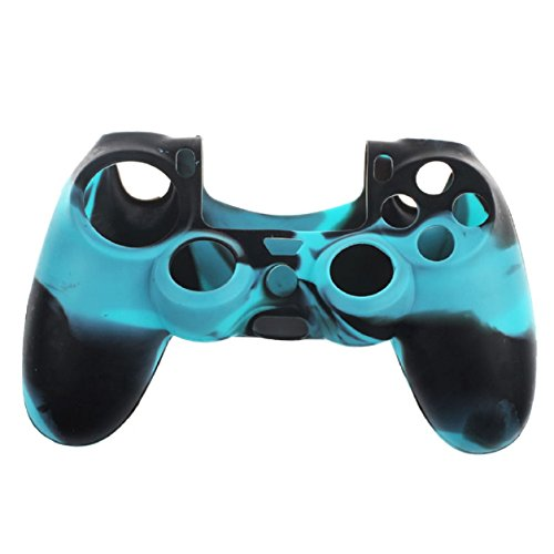 amison-camuflaje-silicona-caucho-skin-grip-cover-case-para-playstation-4-ps4-controller-azul