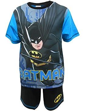 Batman Caped Crusader Pijama shortie niño