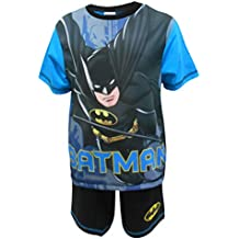 Batman Caped Crusader Pijama shortie niño