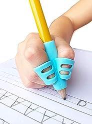 Greenuk® Pencil Holder for Kids Handwriting, Eco Friendly Pencil Grip, Ergonomic Training Grip, Writing Aid Gr