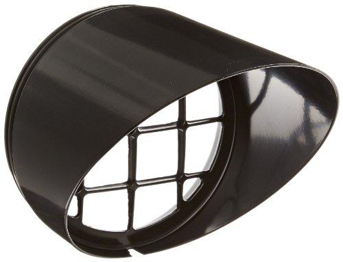 Rab Beleuchtung hv1b H System Visier, Aluminium, 5-5/20,3cm Durchmesser x 6-1/10,2cm Höhe, schwarz -