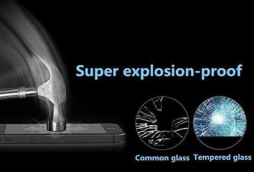 Jkobi Tempered Glass Screen Protector for Micromax Yu Yureka