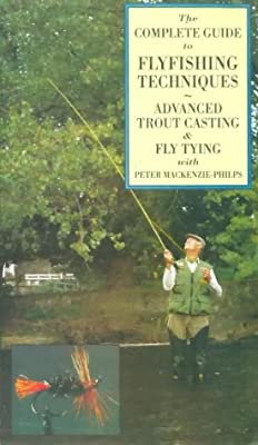 The Complete Guide To Fly Fishing Techniques [VHS] from Beckmann