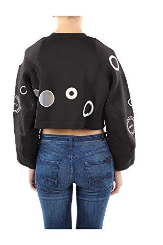9051SW74699K01 Kenzo Pull Femme Coton Noir Noir