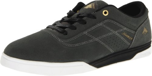 Emerica THE HERMAN G6 6102000078 Herren Sneaker Grau (dark grey/grey 160)