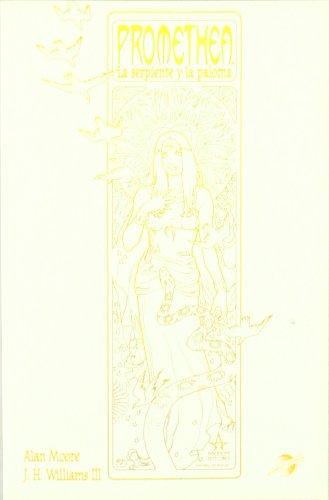 Promethea nº 03/03 La serpiente y la paloma (Independiente NO) por Dave Gray