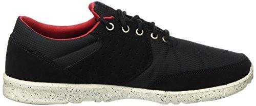 Etnies Marana SC, Chaussures de Skateboard Homme, Schwarz, Taille Unique Black (Black/Grey/Red576)