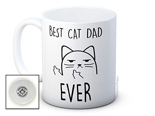 Best Cat Dad Ever - Unhöfliche Katze