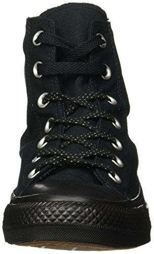 Converse Chuck 153501C Sneaker Shield High black/white/mason Noir