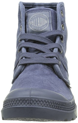 Palladium Pallabrousse H, Baskets Hautes Homme Bleu (B62 Parisian Night/Eiffel Tow)