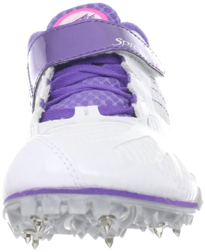 White Saucony Wat88q Shoe Spitfire In Track Womens Purple 2 agOdOw