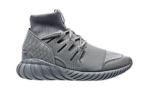 Adidas Tubular Doom - chsogr/metsil/metsil, -