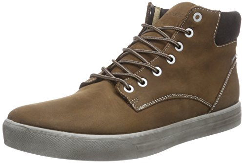 Hohe Sneakers, Braun (Hazel 264), 39 EU (6 Kinder UK) (Hazel Kind Schuhe)