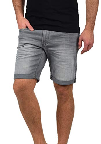 BLEND 20701499ME Denim Shorts, Größe:XL;Farbe:Denim grey (76205)