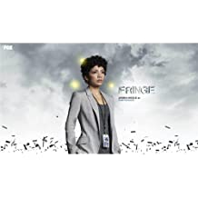 Fringe Poster On Silk <62cm x 35cm, 25inch x 14inch> - Cartel de Seda - 4E1480