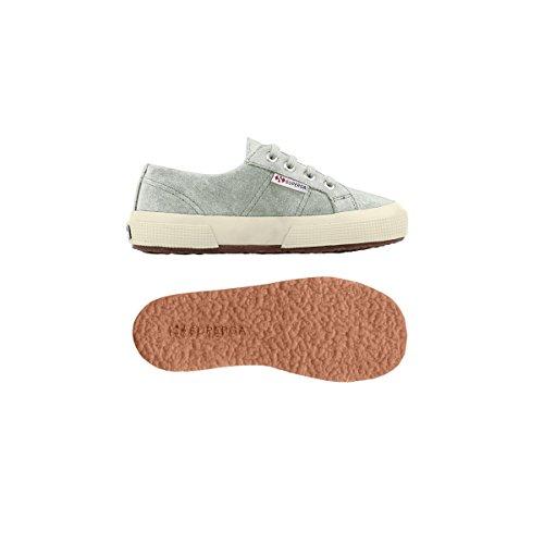 Ardósia Cinza Kinder Sneaker - Superga 2750- Suebinj S004z10 Unisex