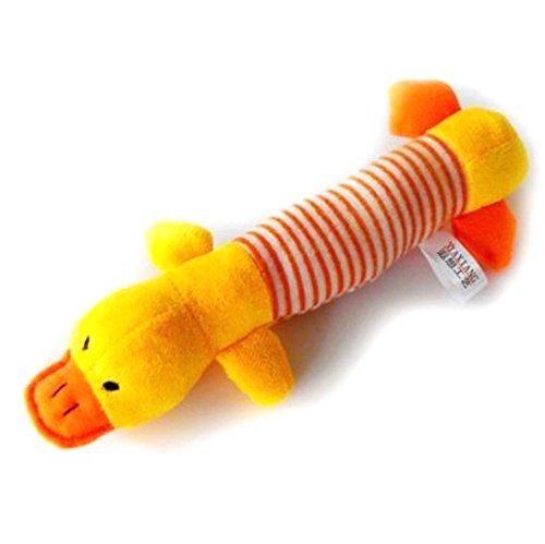 VI. Yo Pet Puppy Hund kauen Spielzeug Plüsch quietschend Plüsch Schwein Elefant Ente New Dog Toys