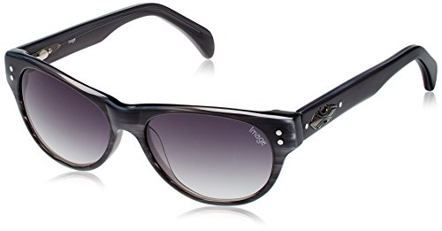 Image Wayfarer Sunglasses (Grey) (IMS308C3SG)  available at amazon for Rs.1281