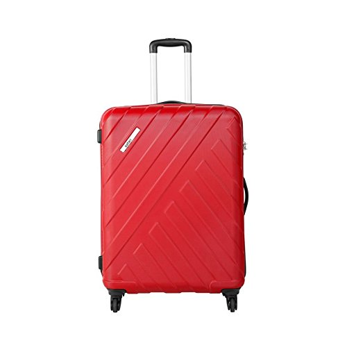 Safari Polycarbonate 31 cms Wine Red Hardsided Suitcases (HARBOUR 4W 75)