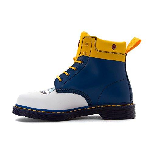 Llegar A Comprar A La Venta Salida Excelente Dr.Martens Womens 939 Ice King 6 Eyelet Leather Boots Blu El Envío Libre De Las Compras En Línea Comprar Barato Manchester i2O1gJ