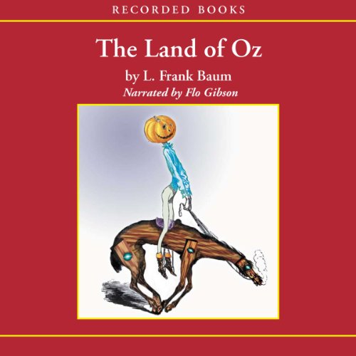 The Land of Oz  Audiolibri