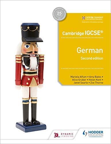 Cambridge IGCSE™ German Student Book Second Edition (English Edition)