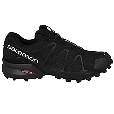 Salomon Men's Trail Running Shoes, Speedcross 4