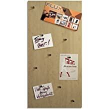 Magnetische Vinyl-Pinnwand / Magnetwand / Memoboard in Sandstein-Optik und einer Größe von 61cm x 30,5cm inkl. 10 Neodym-Haltemagnete