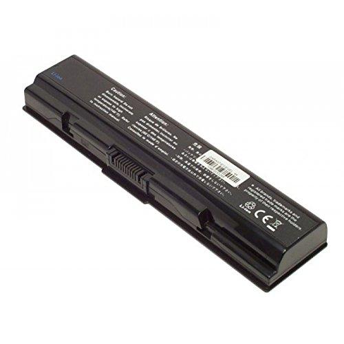 MTXtec Akku, LiIon, 10.8V, 4400mAh, schwarz für Toshiba Satellite L555-12V (12 Zellen-akku-pack)