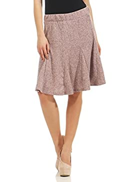 malito falda otoño invierno mini 6914 Mujer Talla Única