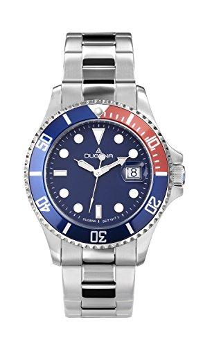 Dugena Men's Quartz Watch 4460511 4460511 with Metal Strap