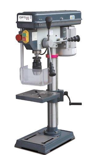 Preisvergleich Produktbild Optimum Tischbohrmaschine OPTIdrill B16 im Set mit Maschinenschraubstock