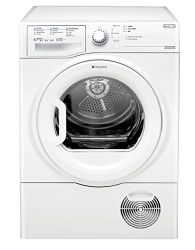 The Hotpoint TCFS 73B GP (UK) Freestanding Tumble Dryer comes in a classic white finish to complement any setting and features a 7kg drum capacity. This appliance is designed to protect your garments and features some of our newest care technology. Featur
