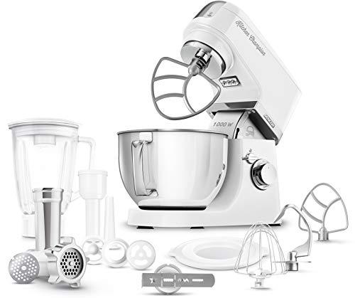 SENCOR STM 6350WH, Multifunktions, Universal, Küchenmaschine, Weis