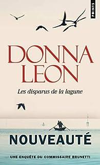 Les disparus de la lagune par Donna Leon