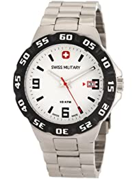 Swiss Military Herren-Uhren Quarz Analog 06-5R1-04-001