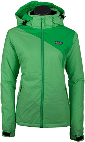 2giacca AHM di Brugi giacca da donna giacca invernale calore colore scelta spese di spedizione Los. verde L