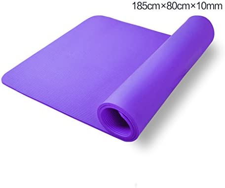 AJZGF AJZGF AJZGF Tappetini per Lo Yoga, tappetini allungati da 185  80 cm, tappetini per Il Fitness, tappetini per Lo Yoga Tappetino da Danza (Coloreee   viola) B07K6LLJLR Parent | Sale Italia  | Usato in durabilità  | Adatto per il colore  | Colore Brillantezza d721b1