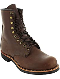 Red Wing Mens Harvester 2943 Leather Boots